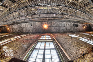 Photo opportunities at the Mansfield Reformatory in Mansfield, Ohio