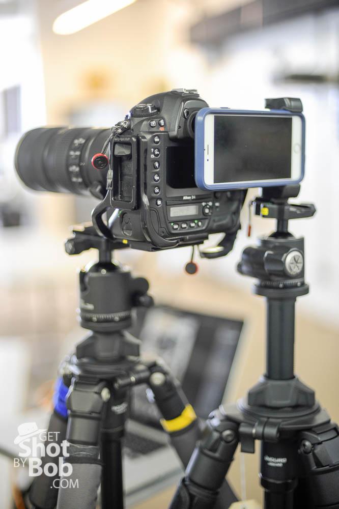 Nikon D4, iPhone 6Plus