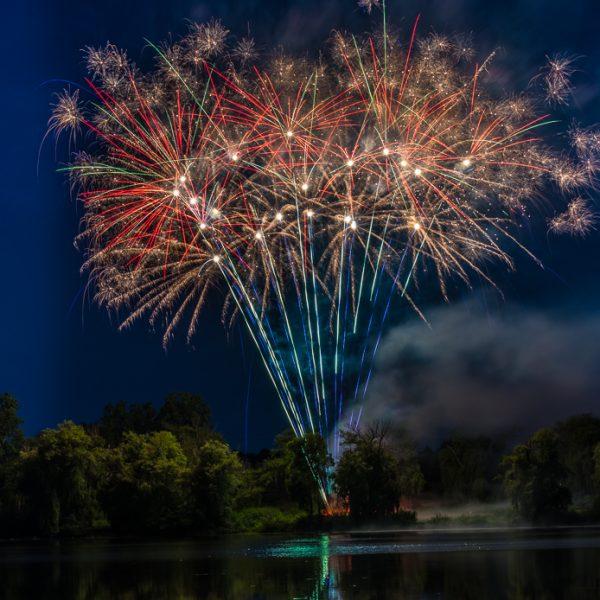 Firework Photography Training Workshop @ Stony Creek Metro Park